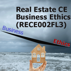 Florida: Real Estate CE - Business Ethics (RECE002FL3)